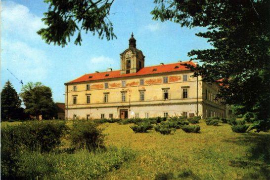 1970 Zámek Dačice