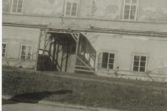 1985 Zámek Dačice