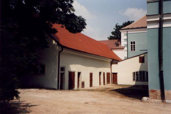 1997 hosp.kridlo Zámek Dačice