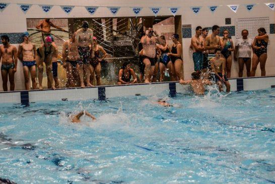 Mikulášské plavecké štafety