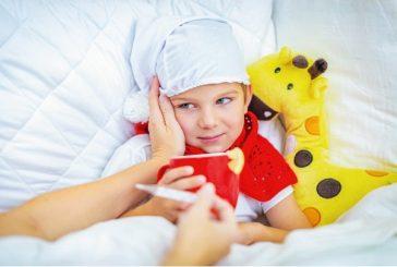 Nemocné dítě! (EKOMA radí)