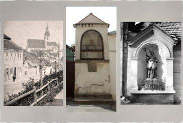 Drobná sakrální architektura (Jindřichohradecké sochy a památníky #8)