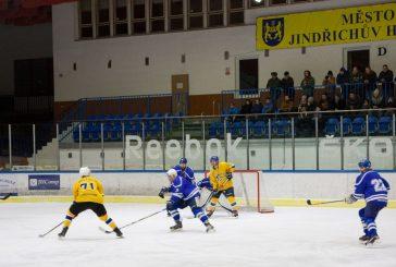 HC Vajgar bral podruhé doma tři body