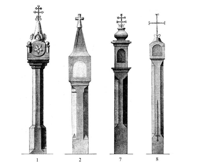 Drobná sakrální architektura II (Jindřichohradecké sochy a památníky #8)