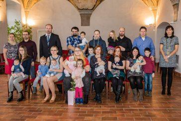 Únorové vítání občánků (Foto: Martin Kozák)