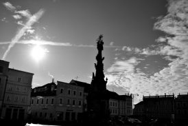 Fotila Amálie: Leden na Jindřichohradecku