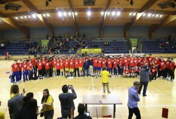 Turnaj basketbalových talentův Jindřichově Hradci vyhrála FC Barcelona