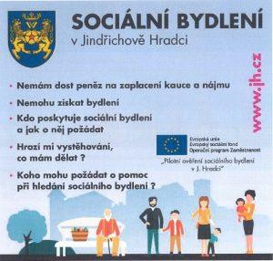 Lokální koncepce sociálního bydlení města Jindřichův Hradec