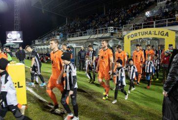 U ligové výhry Dynama České Budějovice asistovala hradecká přípravka