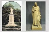 Pomník Boleslava Jablonského (Jindřichohradecké sochy a památníky #10)