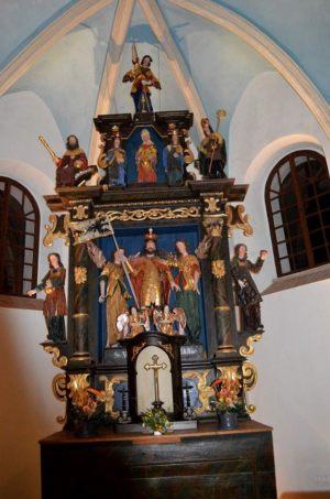 Oltář-kaple-sv.-Václava
