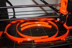 Jindřichohradečáci tisknou ochranné štíty na 3D tiskárnách