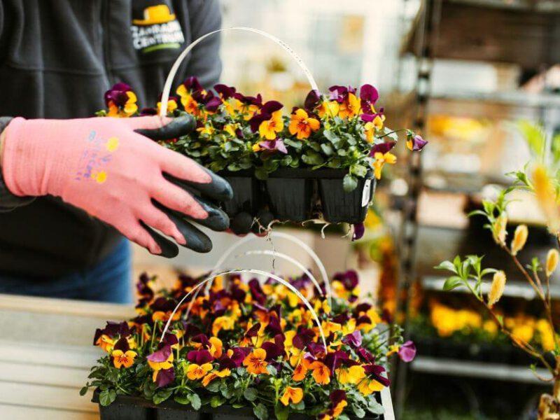 Bezpečné nakupování v Zahradním centru