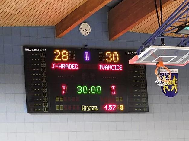 Házenkářky prohrály s týmem z Ivančic