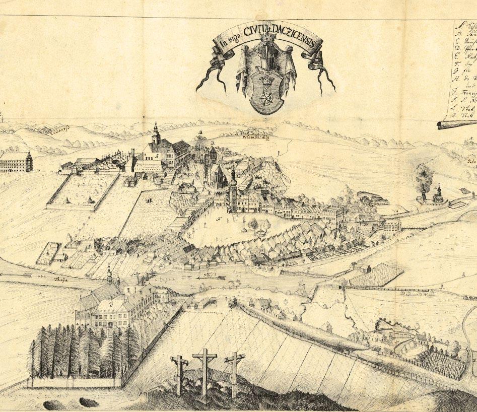 Století válek a svárů (Proměny zámku Dačice #2)