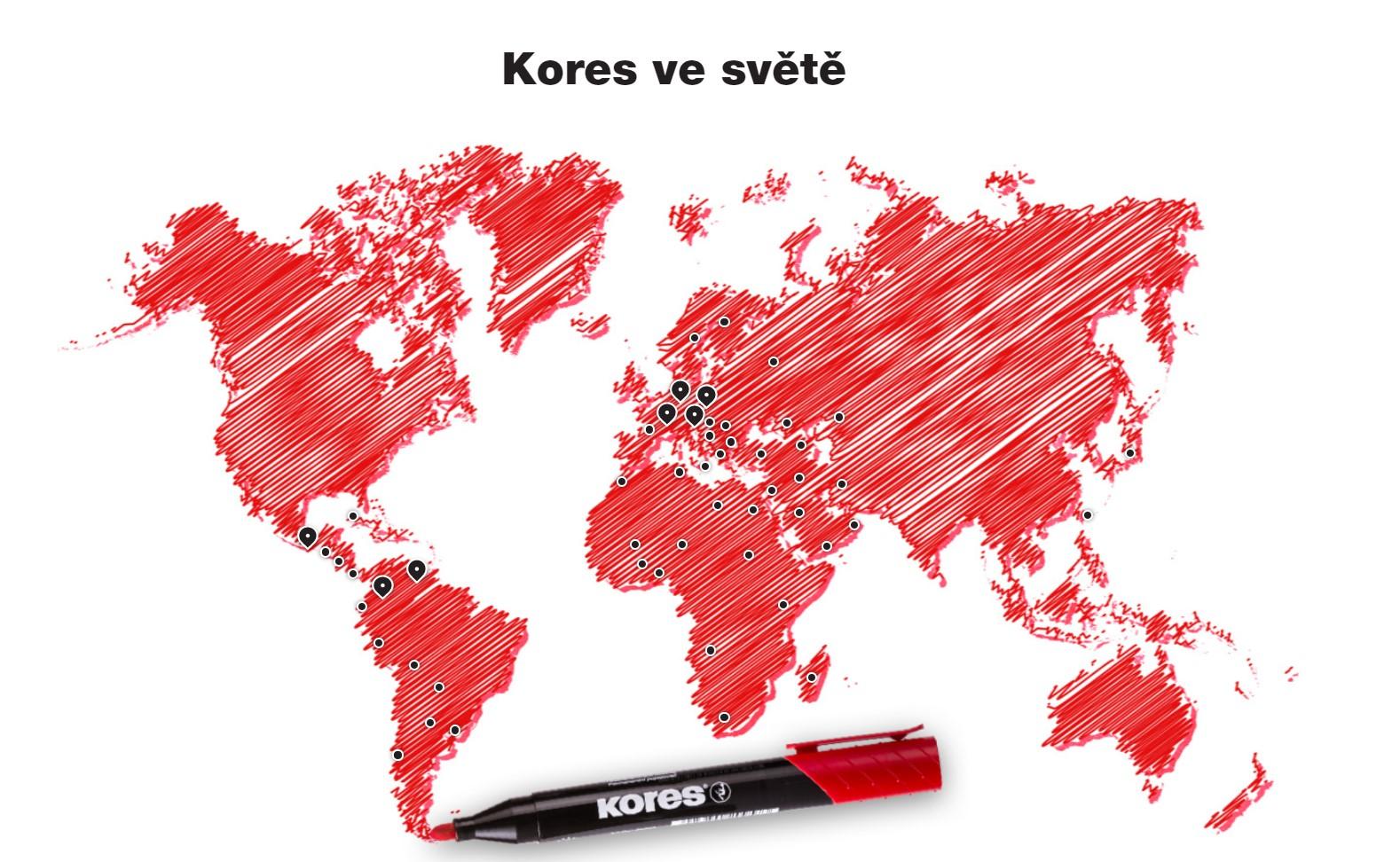 Kores Europe s.r.o
