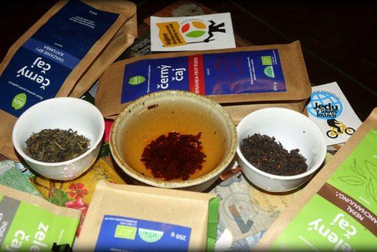 Divoká káva z Etiopie