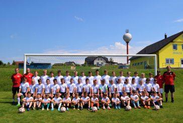 Mladé fotbalové naděje se potkaly na kempu ve Strmilově