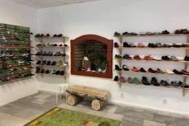 Výprodej celoroční a dětské obuvi v prodejně FOOTMARK