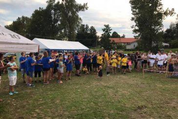 Hry bez hranic místních částí Jindřichova Hradce hostila Dolní Radouň