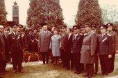 Památníky obětem II. světové války a pomník padlým sovětským vojákům (Jindřichohradecké sochy a památníky #15)
