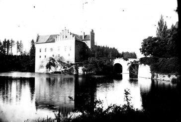 Architektonický vývoj zámku Červená Lhota