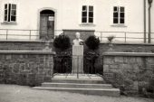 Smetanovo zátiší (Jindřichohradecké sochy a památníky #16)