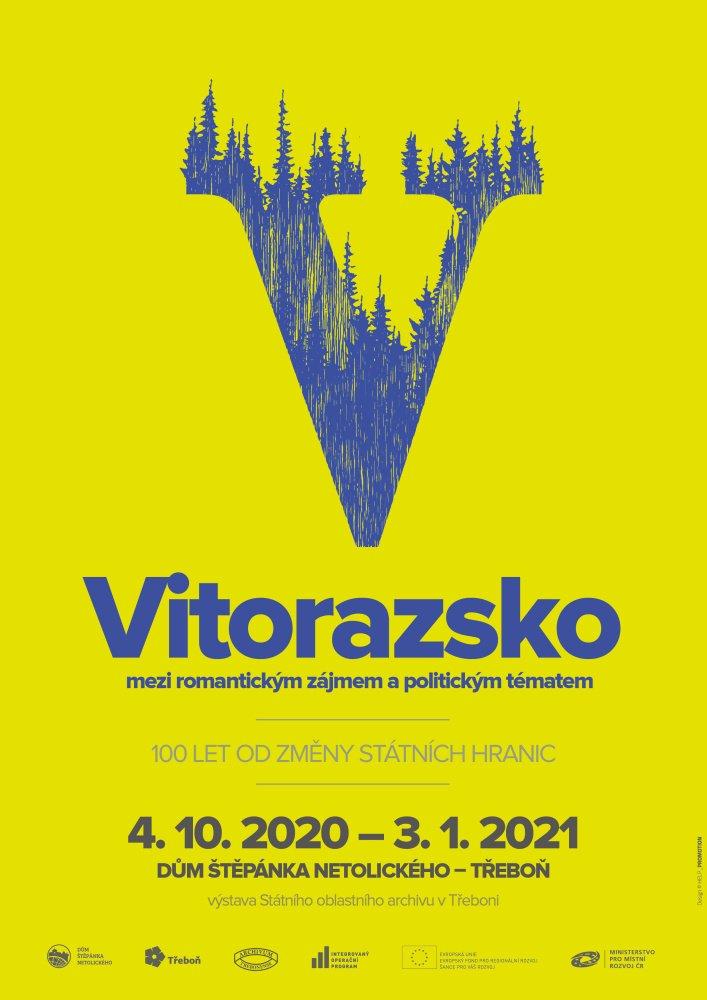 Vitorazsko mezi romantickým zájmem a politickým tématem - 100 let od změny státních hranic