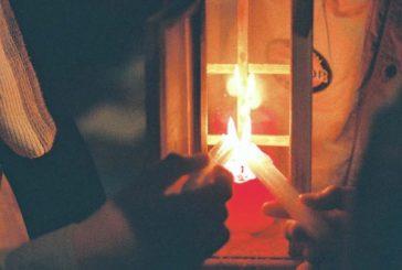 Betlémské světlo v Počátkách