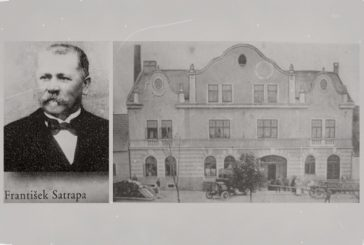 Z historie Satrapovy továrny ve Studené, část 1.