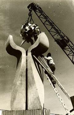 Hold slunci (Jindřichohradecké sochy a památníky)
