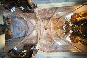 Kaple svatého ducha v Gotickém paláci na Jindřichohradeckém zámku