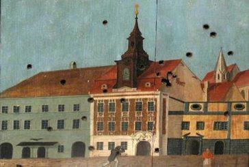 Z cyklu Jindřichův Hradec ve sbírce muzea