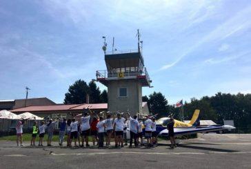 Letní příměstský tábor aneb prázdniny na letišti