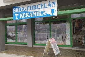 Prodej firmy s gastro vybavením SKLO – PORCELÁN - ŠEDIVÝ
