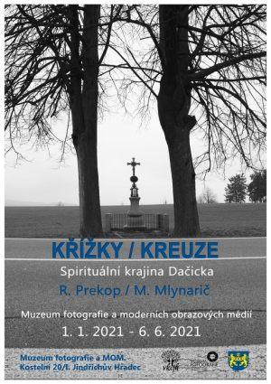 Rudolf-Prekop-a-Martin-Mlynaric-Krizky-Kreuze