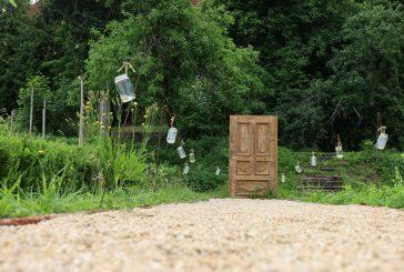 Obrazem z Krafferovy zahrady