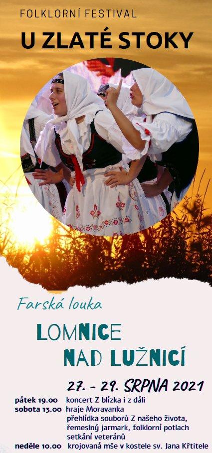 Folklorní festival U Zlaté stoky