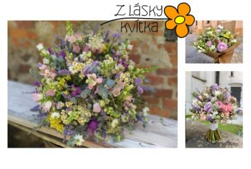Květiny a originální dárky z květinářství Z lásky kvítka (fotogalerie)