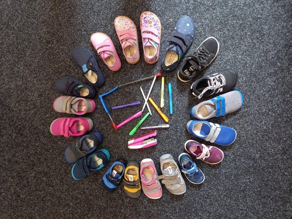 Ve Footmarku pořídíte dětskou obuv na nový školní rok