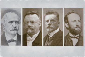 Politici, úředníci a vojáci II. (Nezapomenutelné osobnosti Jindřichova Hradce)