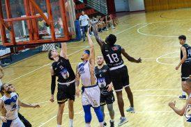 Minulý víkend hráli hráči GBA v5 různých městech a třech ligách: KNBL, 1. Liga mužů, U19 extraliga.