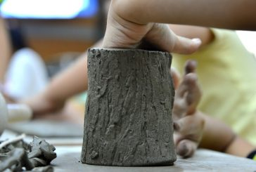 Keramická dílna v Lodhéřově pro veřejnost