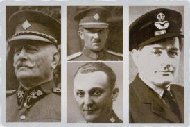 Politici, úředníci a vojáci V. (Nezapomenutelné osobnosti Jindřichova Hradce)