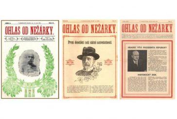 Výstava v Muzeu Jindřichohradecka oslaví 150. výročí Ohlasu od Nežárky